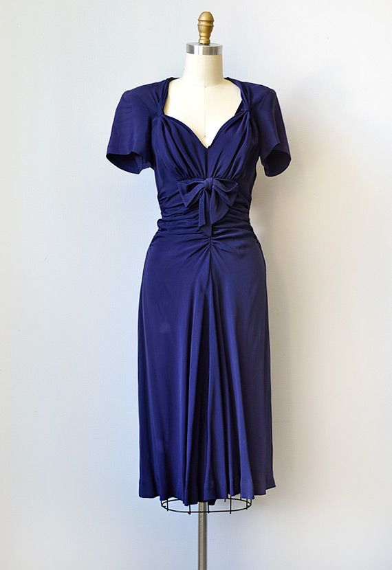 Vintage Shop Arrivals: Vintage Dresses from the 1920s to the 1960s .