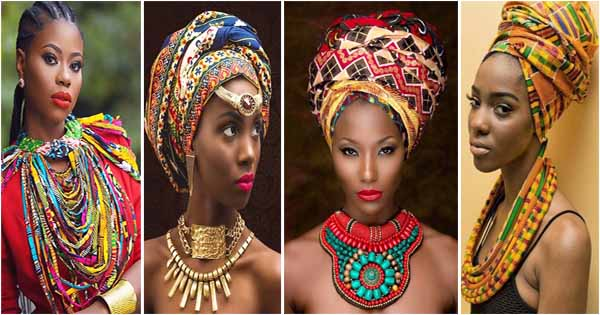 African necklaces | African jewelry – Afroculture.n