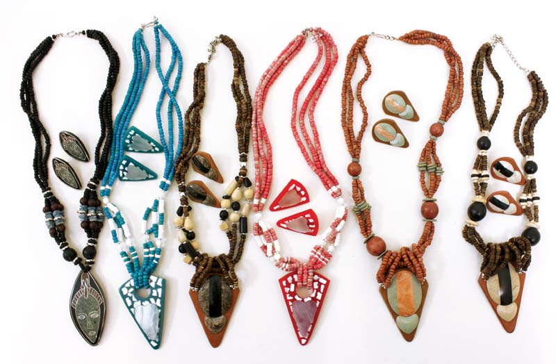 NEW! Over 50 African Jewelry Looks | Africa Imports African .