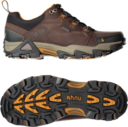 Ahnu Coburn Low Waterproof Hiking Shoes - Men's | REI Outl