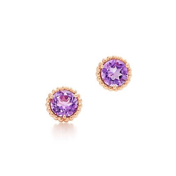 Tiffany & Co. Jewelry | Iso Tiffany Sparklers Amethyst Earrings .
