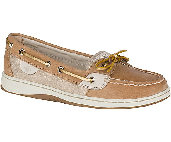 Women's Angelfish Metallic Boat Shoe - Boat Shoes | Sper