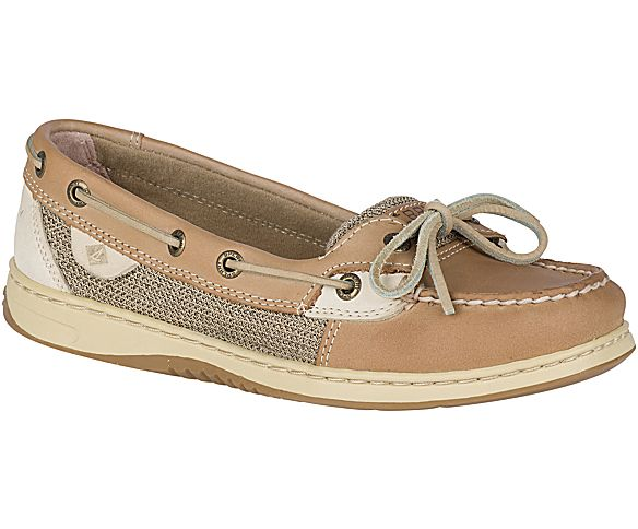 Order Women's Angelfish Slip-On Leather Boat Shoes | Sper