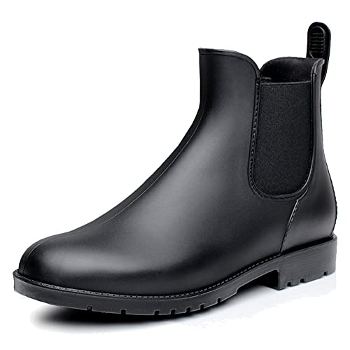 Black Short Boots: Amazon.c