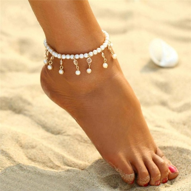 Hot Summer Beach Ankle Foot Jewelry Anklets Ankle Bracelets for .