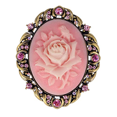 Antique Brooches and Pins: Amazon.c