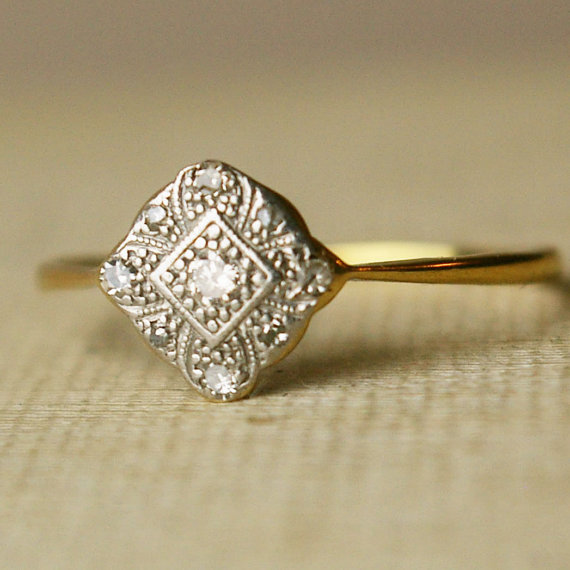 Buying a Vintage or Antique Engagement Ring? Read This Fir