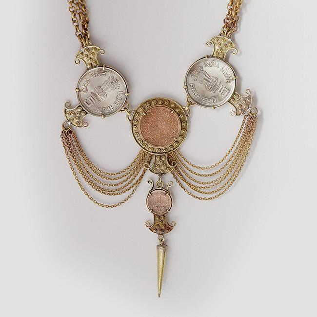 Padmavati – Necklace By Chicory Chai, Jewellery | Mojarto | 2437