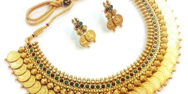 coin jewellery Archives - Latest Fashion Jewellery Trends .