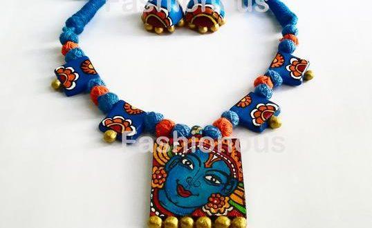 Madhav and Krishna Art Jewelle