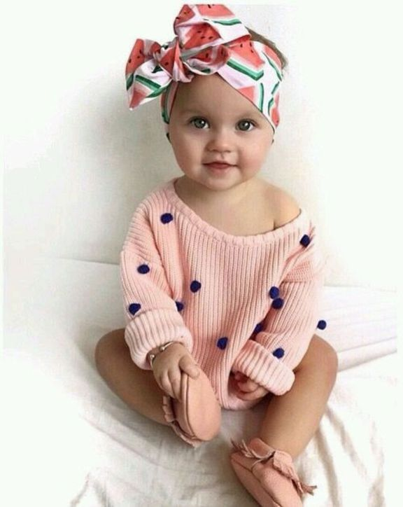 Cutest baby girl clothes outfit 86 | Baby girl clothes, Cute baby .