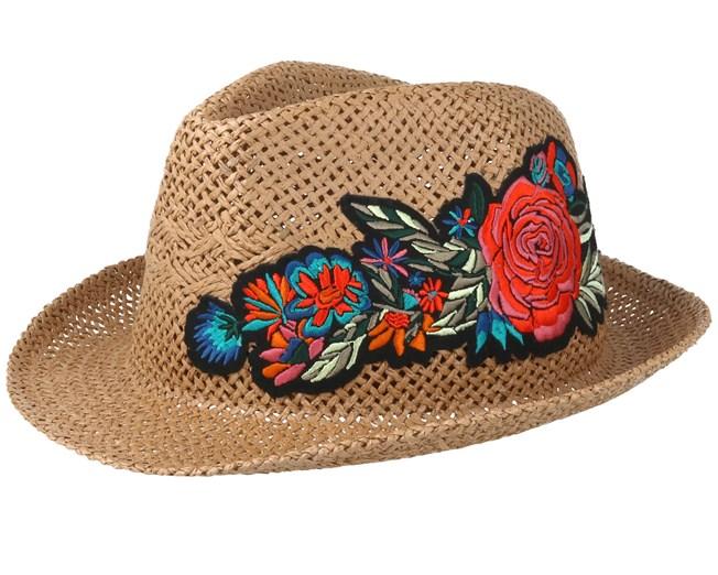 Oudon Natural Trilby - Barts hats - Hatstoreworld.c