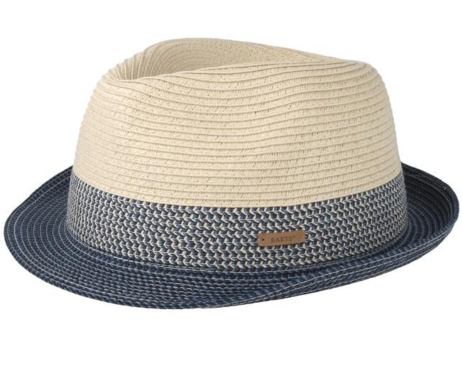 Patrol Blue Trilby - Barts hats - Hatstoreworld.c