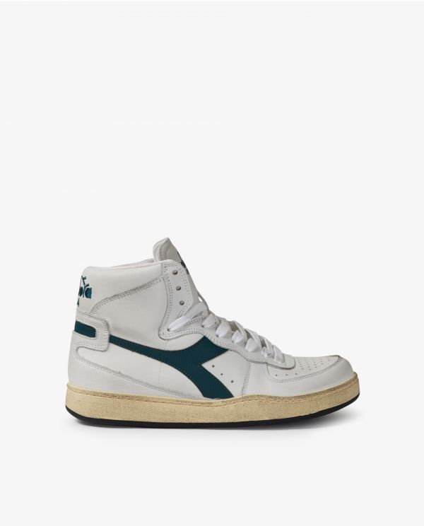 Leather sneakers 'Mi Basket Use
