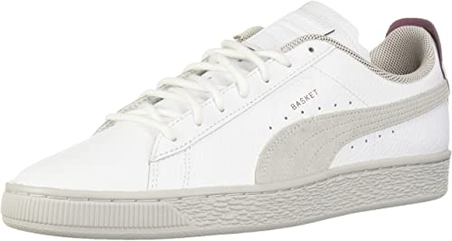Amazon.com | PUMA Men's Ferrari Basket Sneaker | Fashion Sneake
