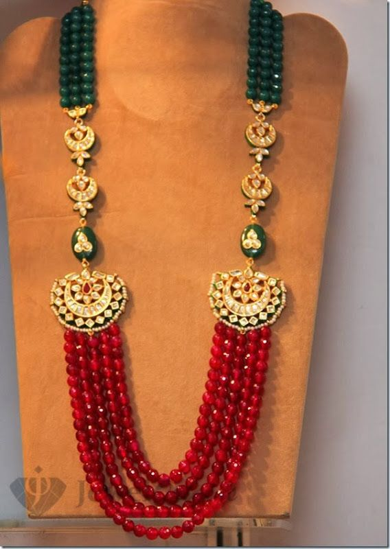 indian beaded jewellery designs | Indian jewelry, Jewelry, Beaded .