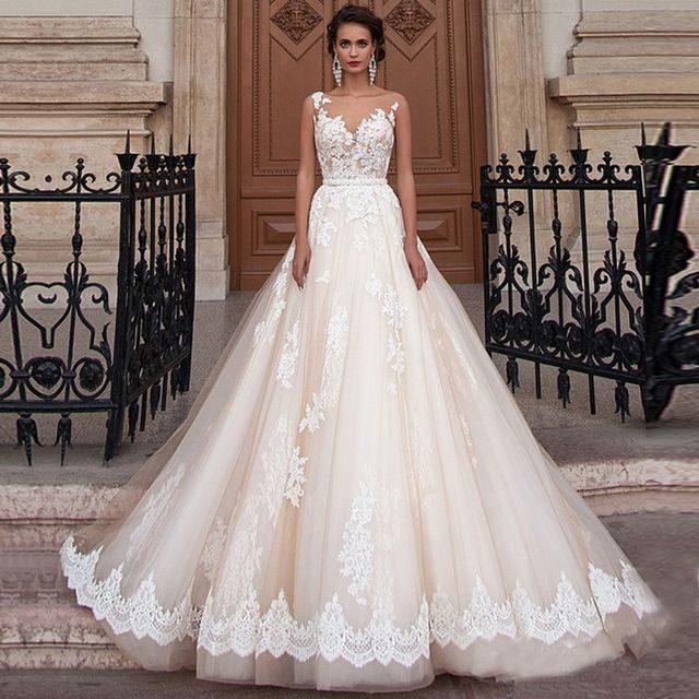 most beautiful wedding dresses 20