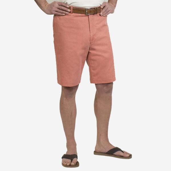 Nantucket Reds Collection™ Men's Plain Front Bermuda Shorts .