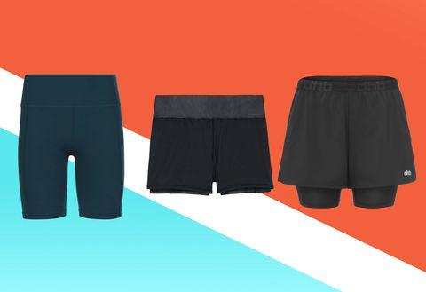 The best women's running shorts for summ