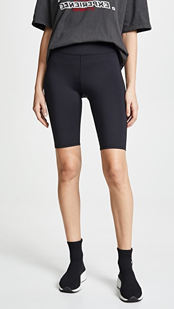 Heroine Sport Uptown Biker Shorts | SHOPB