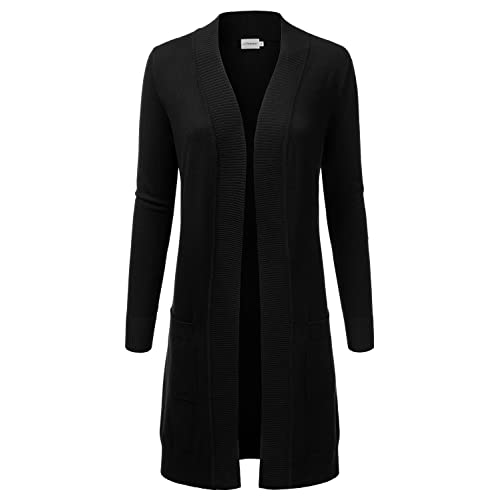 Black Sweater Coat: Amazon.c