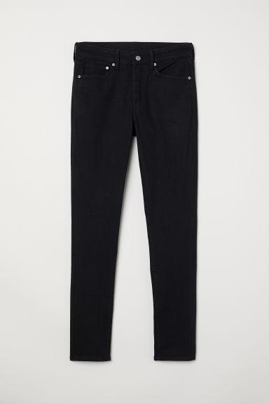 Skinny Jeans - Black denim - | H&M