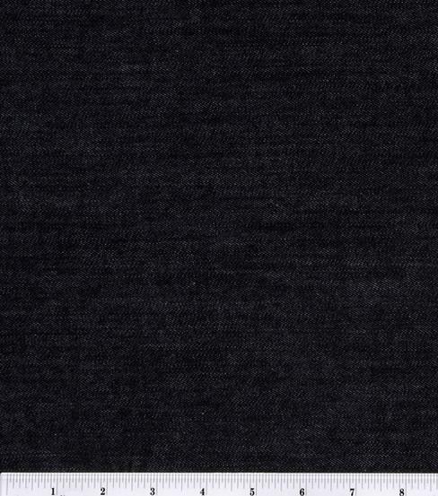 Sew Classic Denim Fabric Black Stretch | JOA