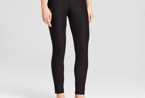 Women's High Waist Jeggings - A New Day™ Black : Targ