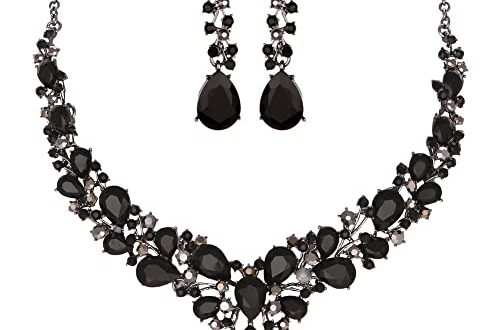 Black Necklace: Amazon.c