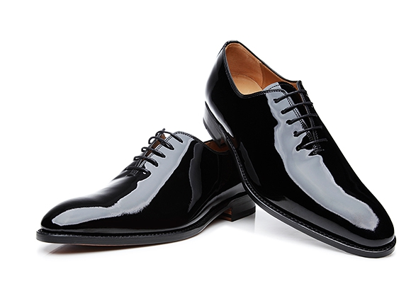 SHOEPASSION.com – Goodyear-welted patent leather Wholec