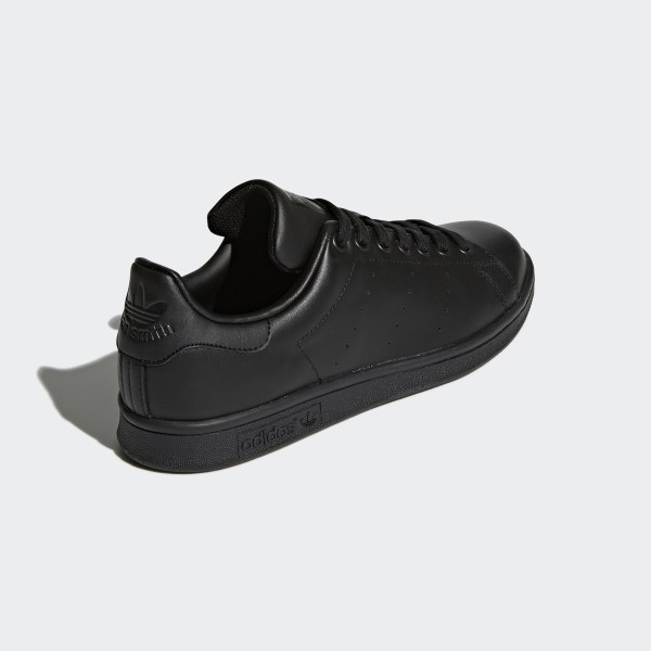 adidas Stan Smith Shoes - Black | adidas