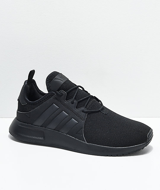 adidas Xplorer Core Black Shoes | Zumi