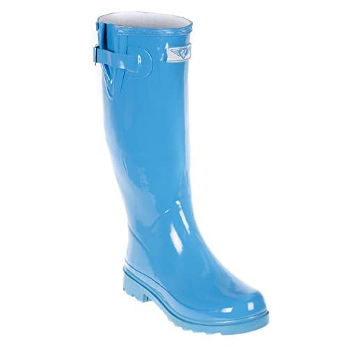 Light Blue Rain Boots: Amazon.c