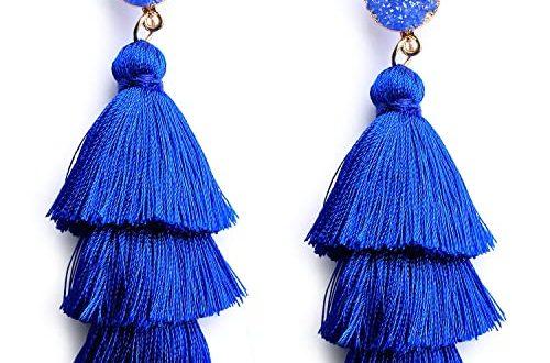 Blue Earring: Amazon.c