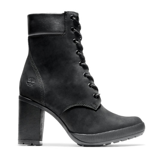 Women's Camdale Chunky Heel Boots | Timberland US Sto