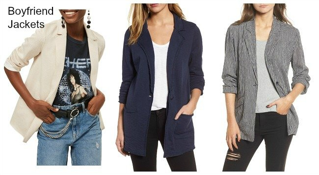 The Boyfriend Jacket for Women - Long Boyfriend Blazer in any colo