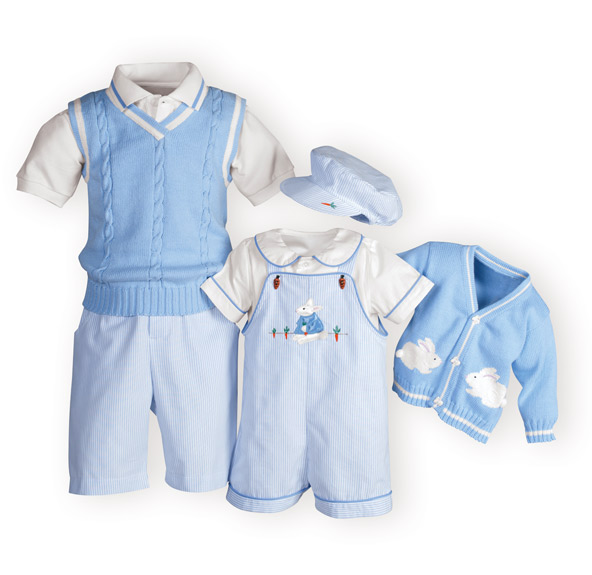 Baby boy Easter outfits for style - StyleSkier.c