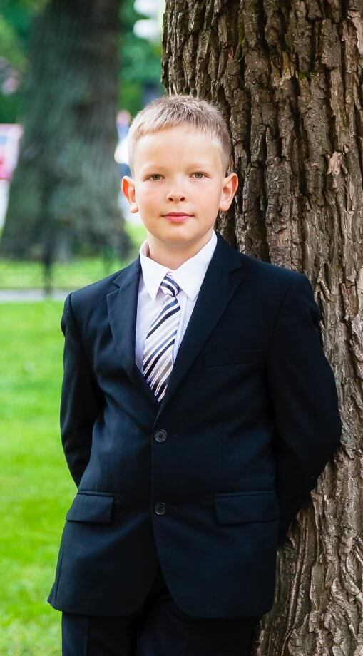 Boys Suits #LTS13 | Boy's Suits & Accessories | White Elegan
