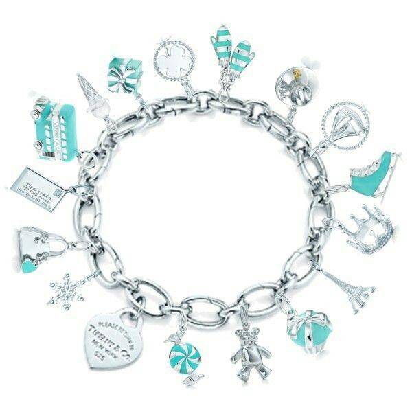 Tiffany! | Tiffany and co bracelet, Tiffany charm bracelets .
