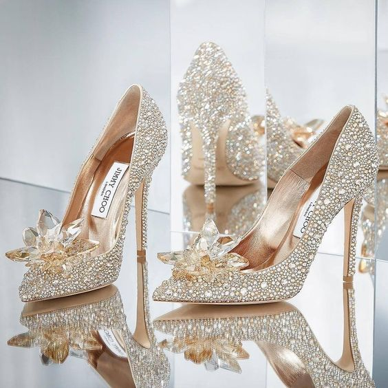 Winter Wedding Shoes for Bridesmaids | Wedding Estat