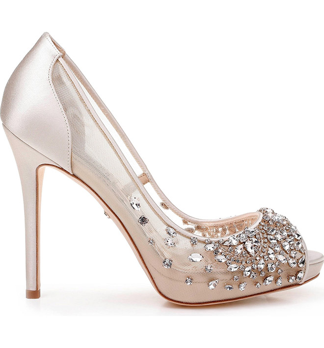 7 Sparkly Bridal Shoes We WANT! - Houston Wedding Bl