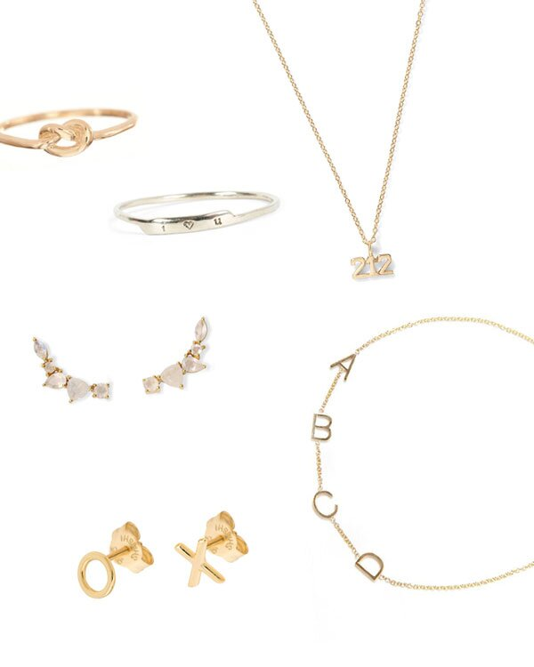 20 Stylish Pieces of Jewelry to Gift Your Bridesmaids | Martha .
