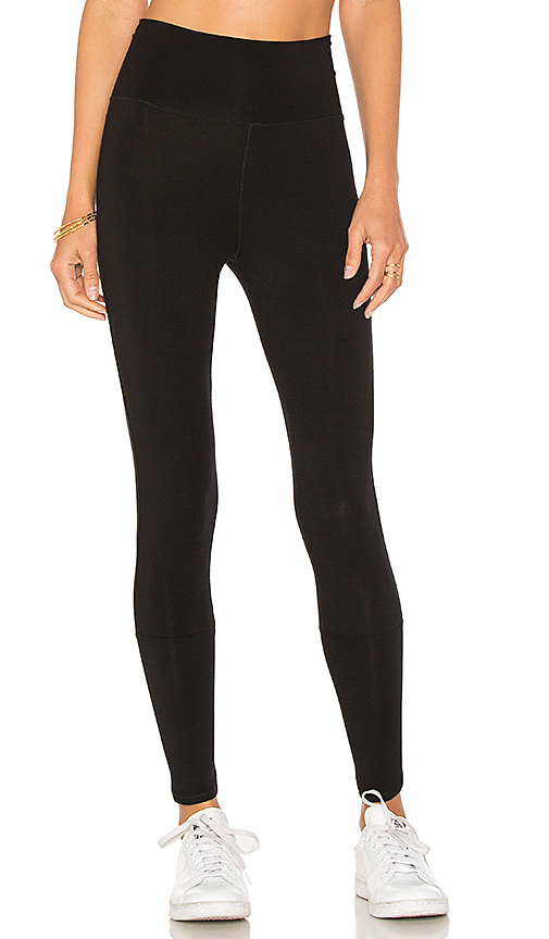 JOAH BROWN The Lift Legging in Black | REVOL
