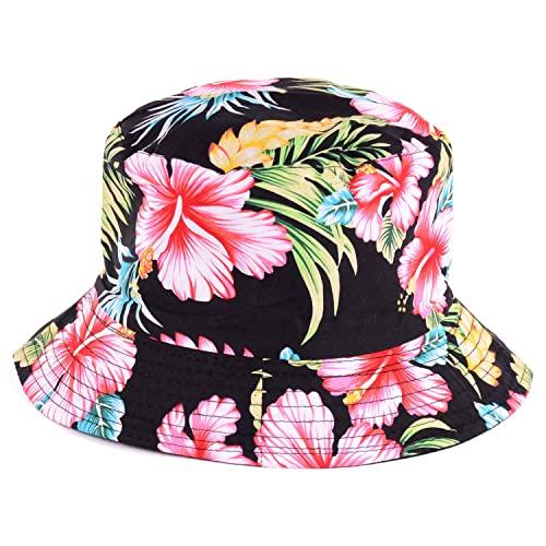 Hawaiian Bucket Hats: Amazon.c