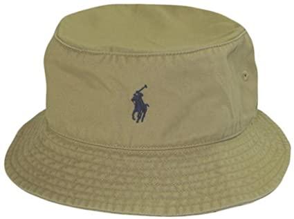 Amazon.com: Polo Ralph Lauren Men's Bucket Hat: Clothi