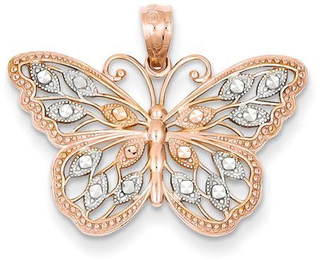 New Gold Butterfly Jewelry has Fluttered In! - ApplesofGold.com .
