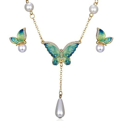Charming Butterfly Jewellery S