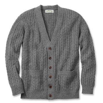 Wool Cardigan for Men - Orv