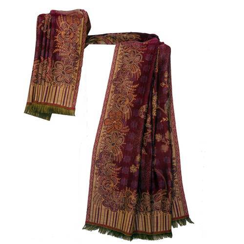Ladies Kashmiri Pashmina Shawl at Rs 6500 /piece | Cashmere .
