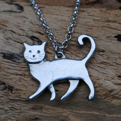 Happy Cat pendant P